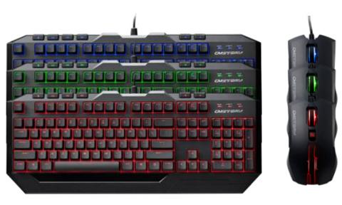 Devastator Ii Led Gaming Keyboard And Mouse Combo Bundle