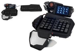 745d26f645f Mad Catz S.T.R.I.K.E.7 Gaming Keyboard for PC - Newegg.com