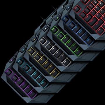 FUSION C40 keys