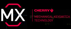 logo for Cherry MX
