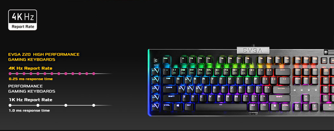 EVGA Gaming Keyboard
