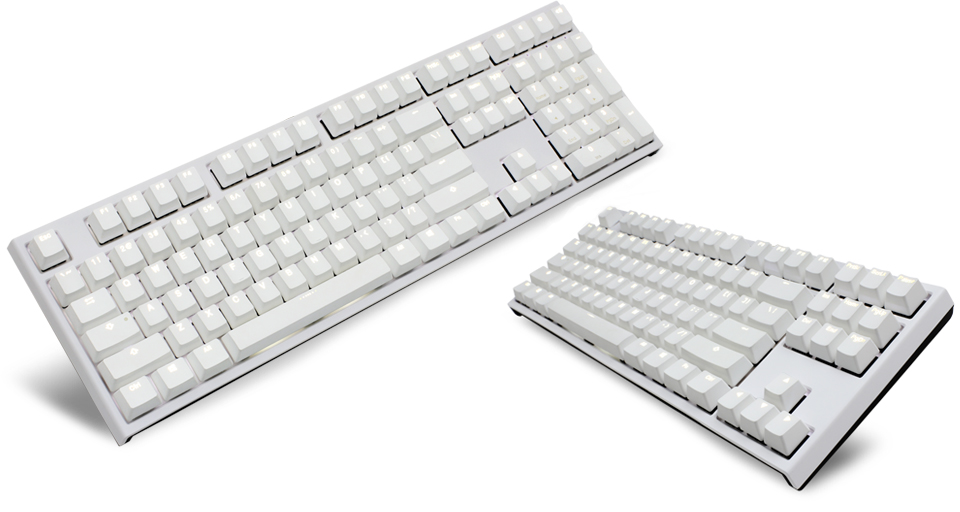 Full Size and TKL versions for selection