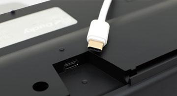 Detachable USB Type-C cable