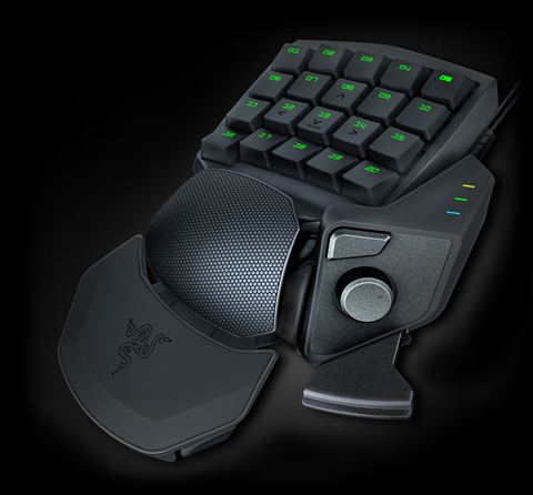 RAZER ORBWEAVER DRIVERS FOR WINDOWS VISTA