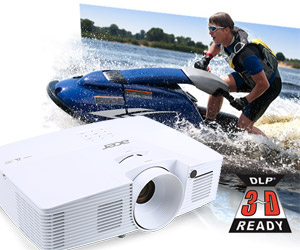 Acer X117H Essential Projector