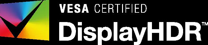 CV27Q DisplayHDR logo