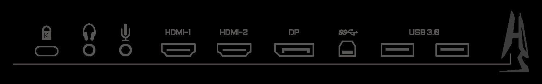 FI27Q, different ports