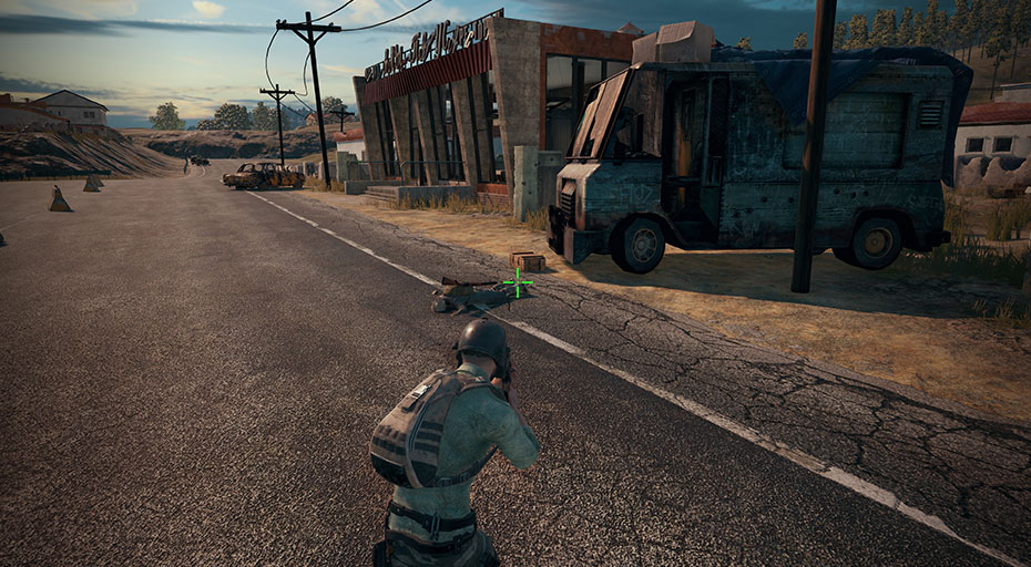 Customize your crosshairs when play PUBG