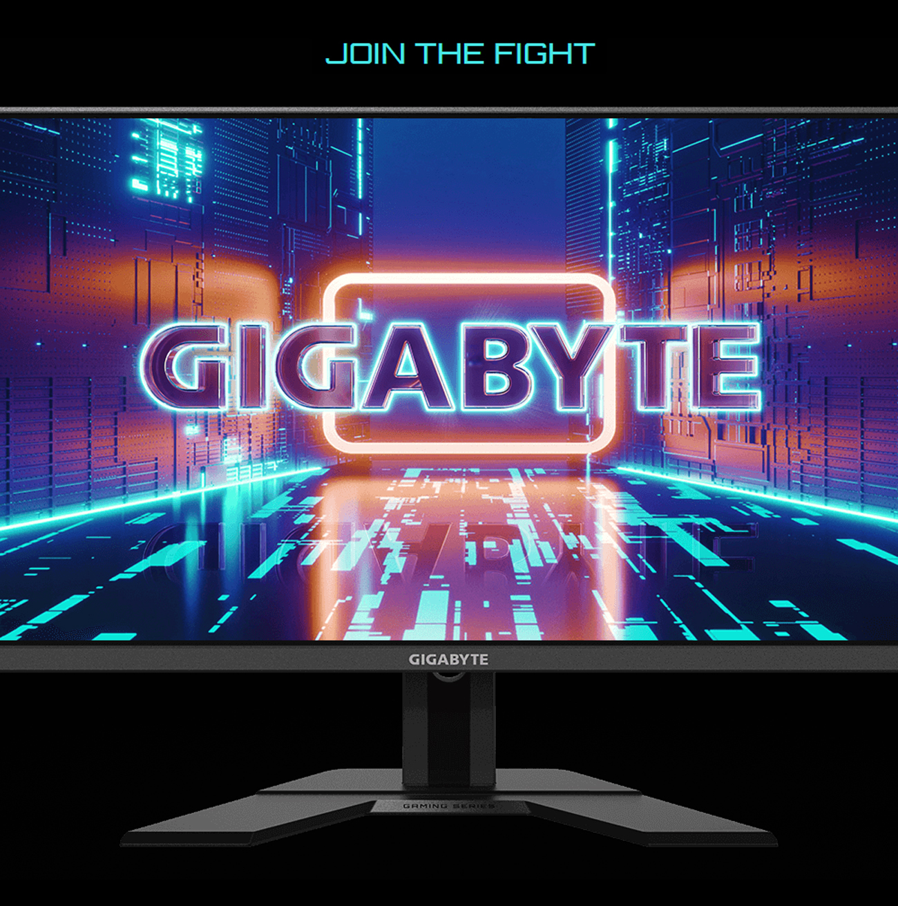GIGABYTE G27F-SA IPS Gaming Monitor facing forward