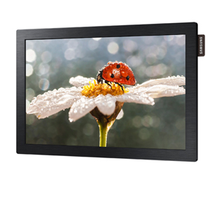 Samsung professional-grade small-sized displays