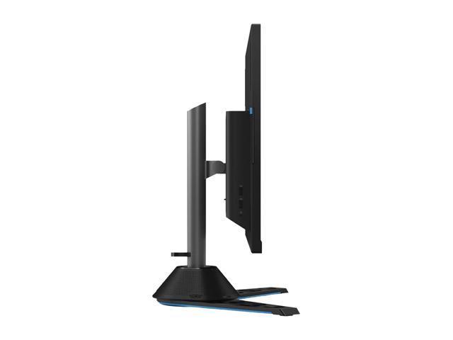 lateral del monitor para juegos WLED de 27 pulgadas Lenovo Y27q-20