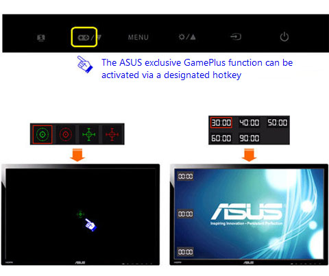 ASUS VG248QE Black 24