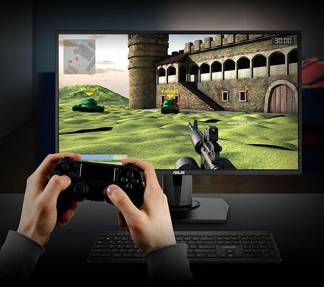 GameFast Input Technology