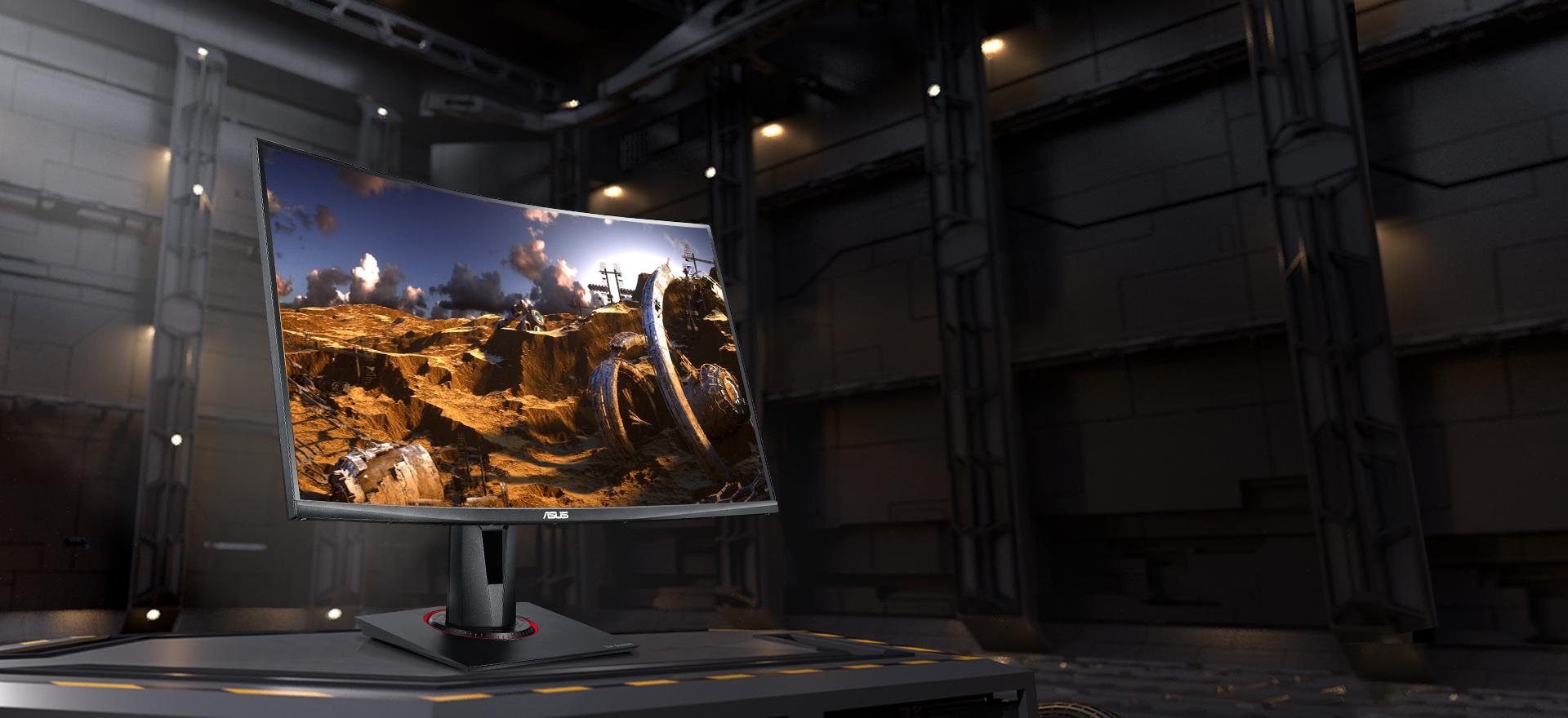 "ASUS TUF Gaming VG27VQ 27"" Full HD 1920 x 1080, 165Hz, Extreme Low ..."