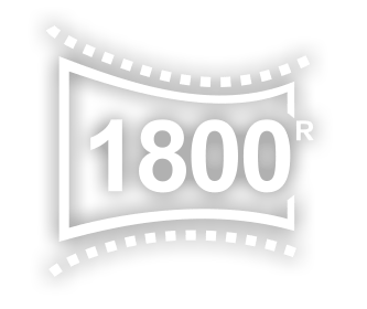 1800R curve rate logo