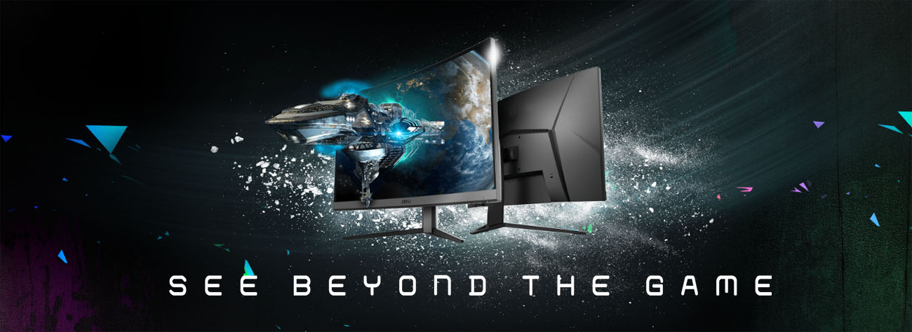 MSI G27C4 Curved Gaming Monitor