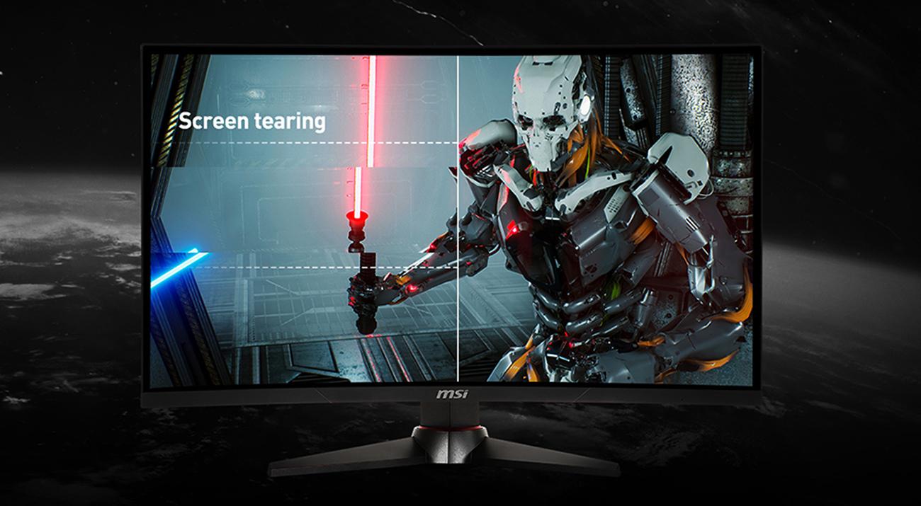 ENJOY SMOOTH GAMEPLAY WITH AMD FREESYNC