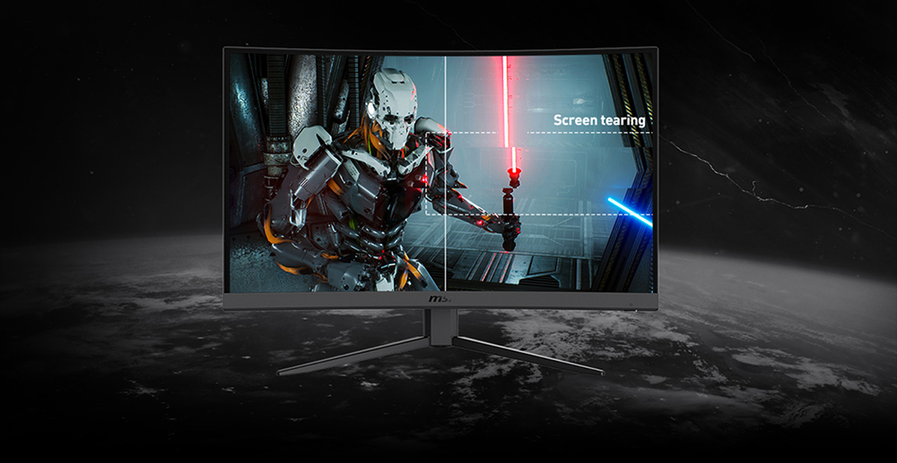 SMOOTH OUT YOUR GAMEPLAY WITH AMD ADAPTIVE SYNC