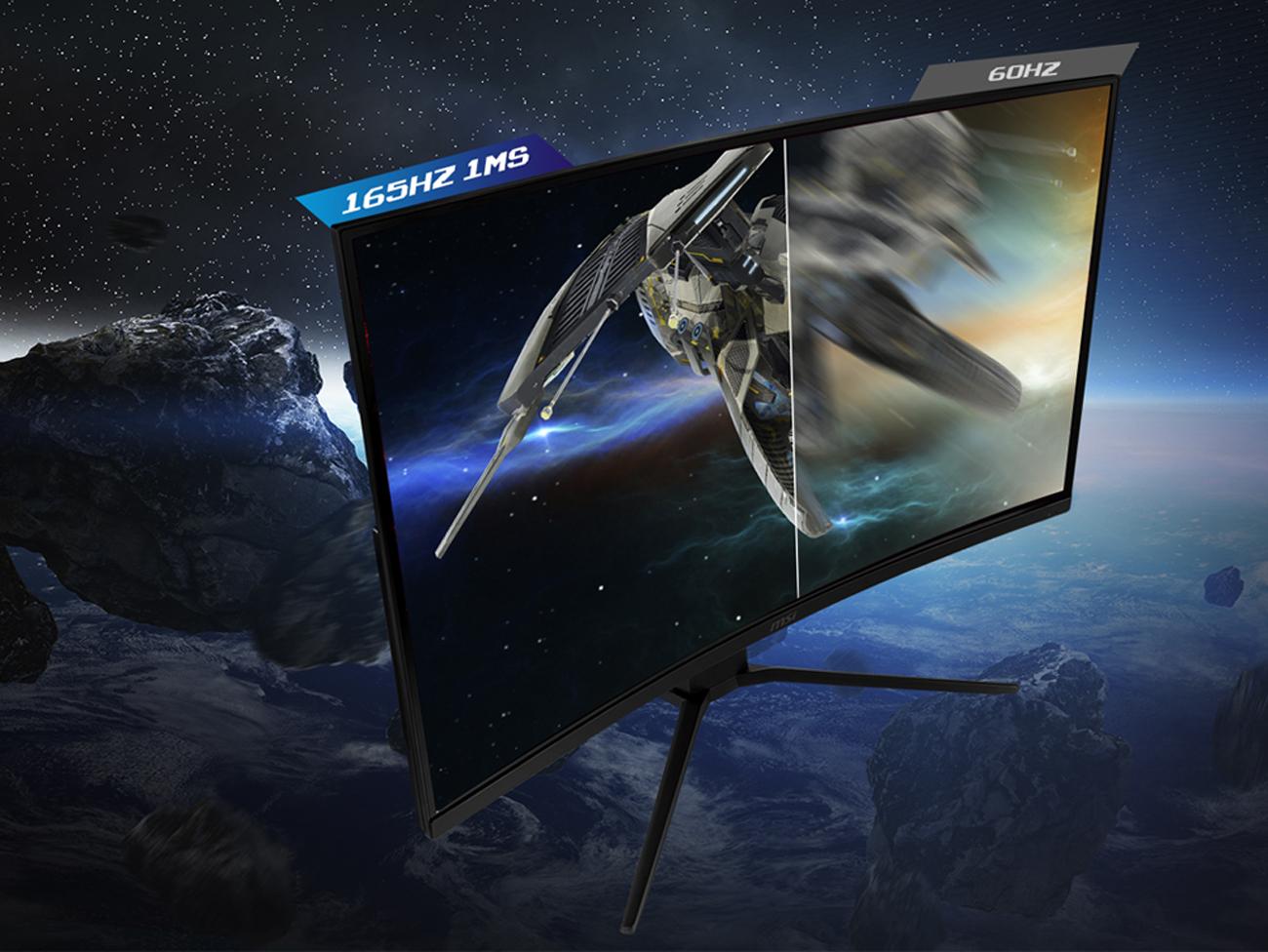 MSI Optix MAG322CQR Gaming Monitor