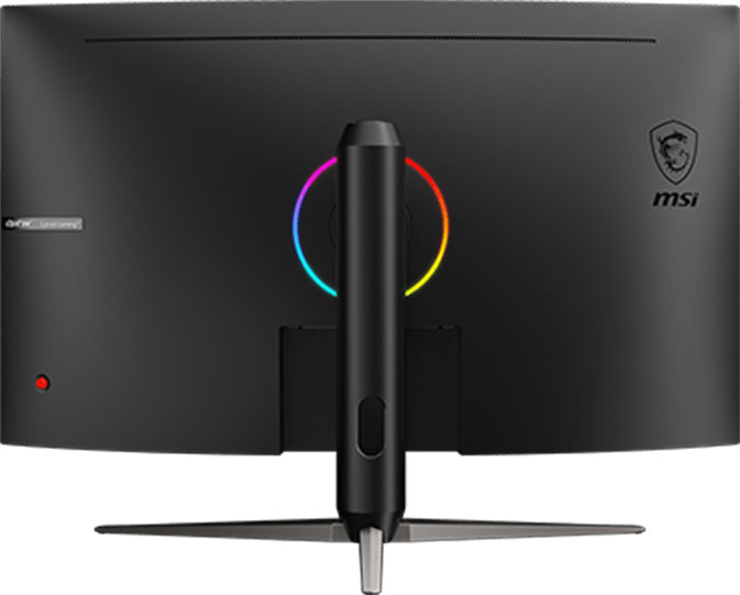 MSI Optix AG321CQR 32 (31.5 Viewable) QHD 2560 x 1440 (2K) 165Hz HDMI DisplayPort, Tilt Swivel