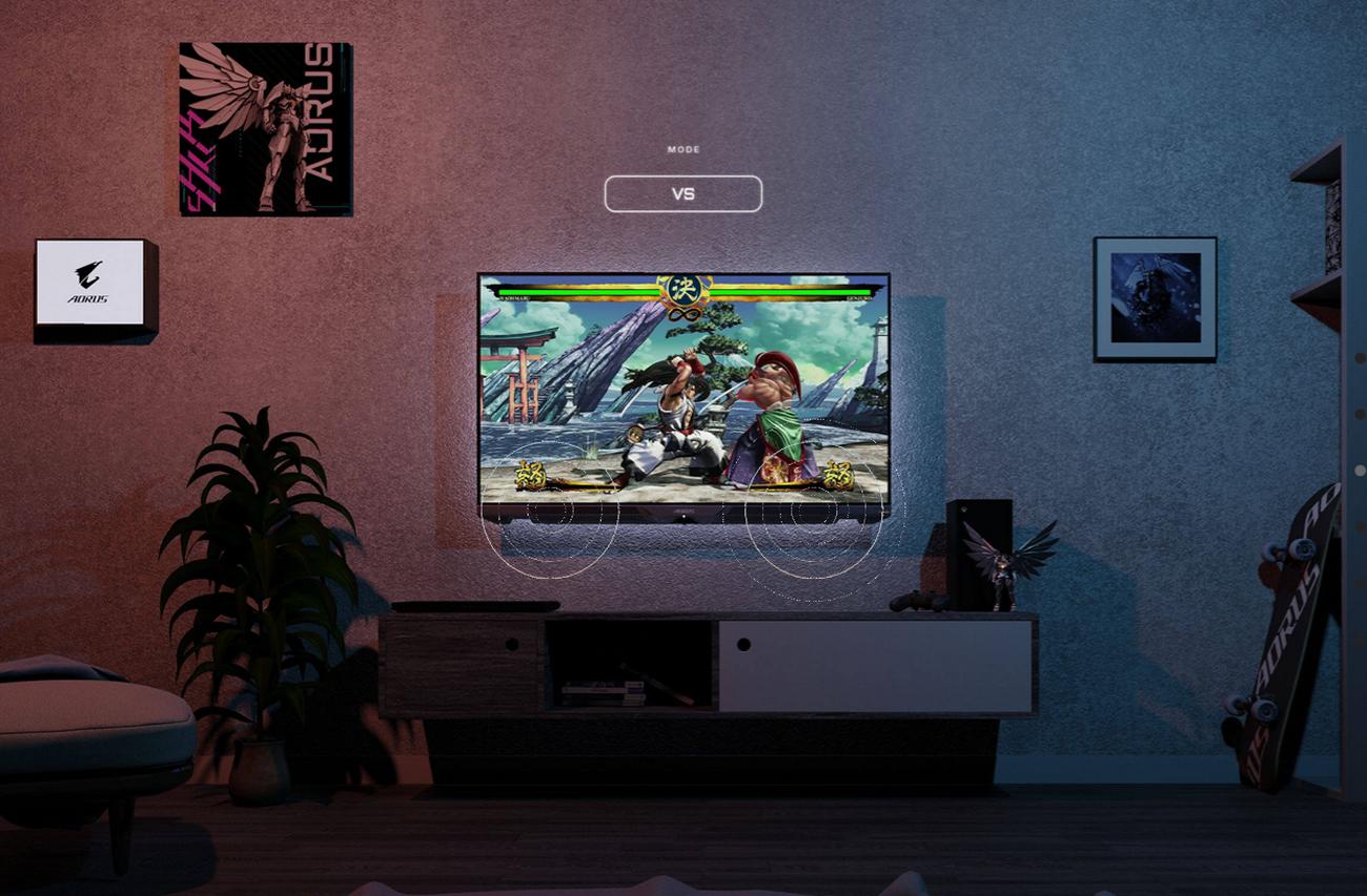AORUS Gaming Monitor