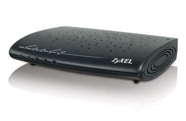ZyXEL BRG35503 DOCSIS 3 0 Residential Cable Modem Up To 160 Mbps Down and  120 Mbps Up RJ-45, Gigabit Ethernet DOCSIS 3 0, 2 0 and 1 1, Euro-DOCSIS  3 0