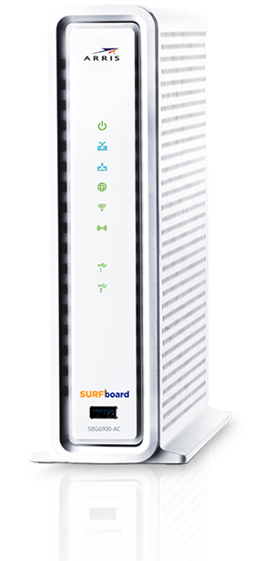Arris group router - Eagle one wax