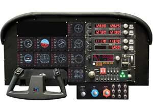 1c87d147a04 Saitek Pro Flight Cessna Yoke System - Newegg.com
