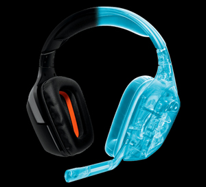G930 WIRELESS GAMING HEADSET
