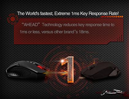 A4Tech V3 Black 7 Buttons 1 x Wheel USB Wired Optical 3200 dpi Gaming Mouse  - Newegg com