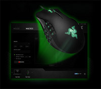 Razer Taipan – Ambidextrous Gaming Mouse