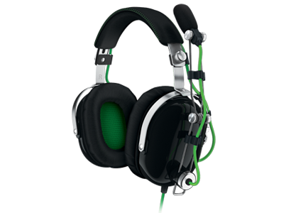 Razer BlackShark – Analog Gaming Headset