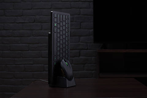 Refurbished Razer Turret Rz84 01330100 Living Room Gaming Mouse And Lapboard Compatible With