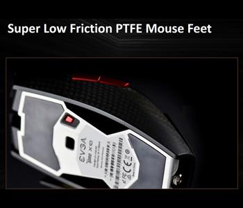 EVGA TORQ X10 gaming mouse