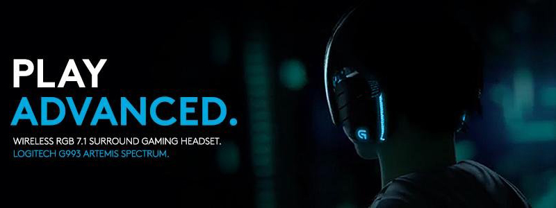 Logitech G933 Circumaural Wireless 7 1 Surround Sound Gaming Headset -  Newegg com