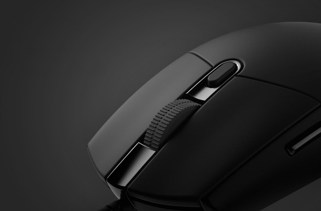 Logitech G Pro Gaming FPS Mouse with Advanced Gaming Sensor for Esport Pros  - Newegg com