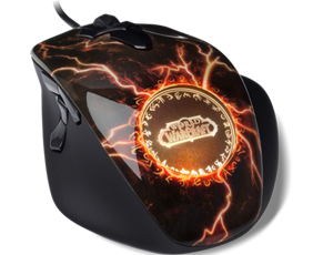 SteelSeries MMO Legendary Mouse