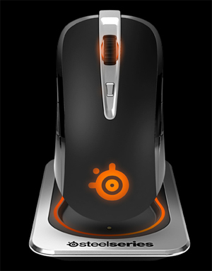 SteelSeries Wireless Gaming Mouse