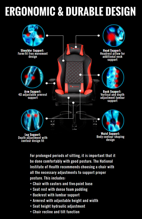 Tt Esports Gtc 500 Gaming Chair Price In Pakistan