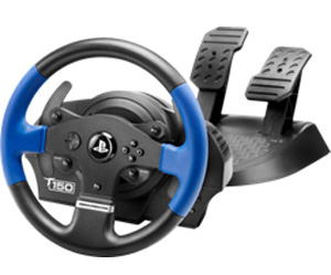 Thrustmaster T150 Rs Force Feedback Racing Wheel - PlayStation 4 -  Newegg com