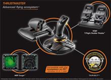 Thrustmaster T 16000M FCS HOTAS Controller - Newegg com