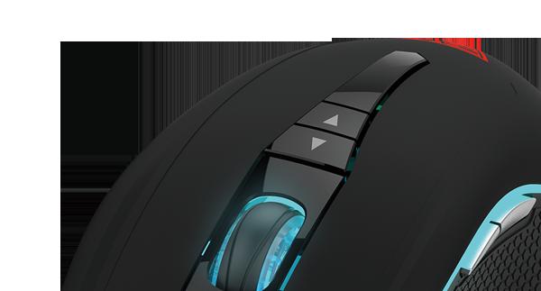 Gamdias Hades M1 Wireless Gaming Mouse with RGB - Newegg com