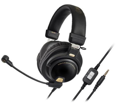 Audio technica ATH PG1 Premium Gaming Headset