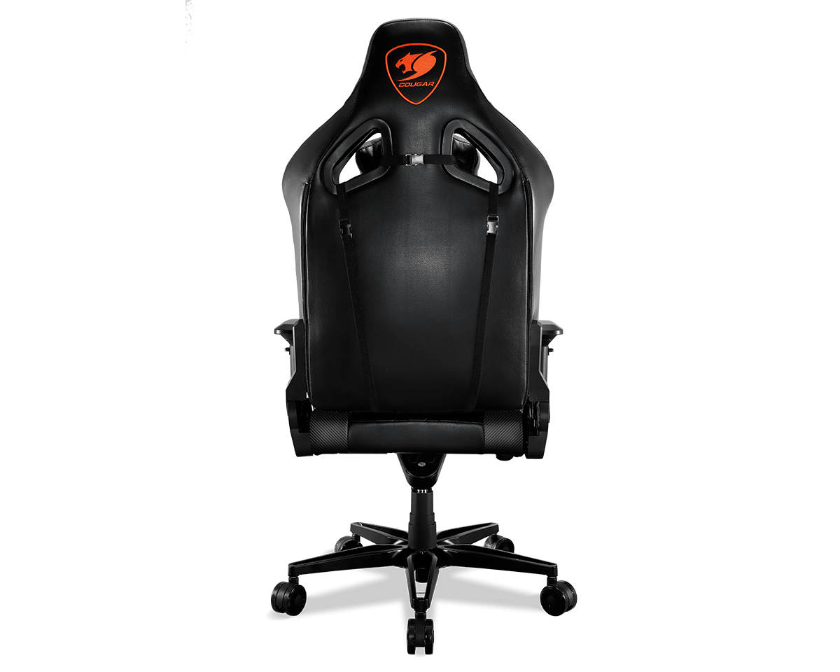 ARMOR TITAN Gaming Chair facing away