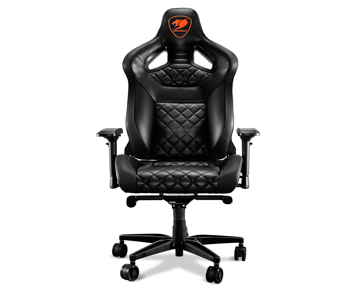 ARMOR TITAN Gaming Chair facing forward
