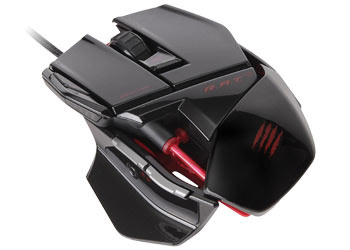 Mad Catz R.A.T. 3 Gaming Mouse for PC and Mac