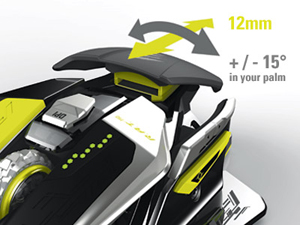 Mad Catz® R.A.T. PRO X™ Ultimate Gaming Mouse for PC