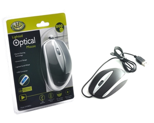GEAR HEAD Optical Wheel Mouse