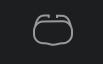 Visor Spacer Icon