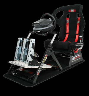 Next Level Racing Gtultimate V2 Gaming Chair Cockpit